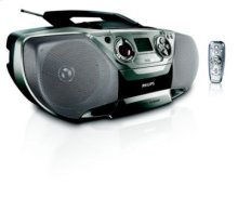 MP3 CD Soundmachine Dynamic Bass Boost