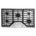 """Cafe36"""" Built-In Gas Cooktop"""