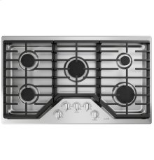 """Cafe 36"""" Built-In Gas Cooktop"""