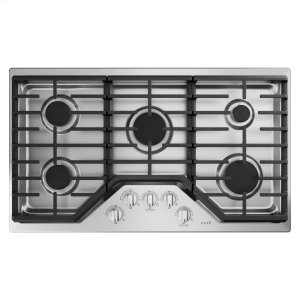 "GECafe 36"" Built-In Gas Cooktop"
