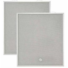 "Type E2 Aluminum Micro Mesh Grease Filter 15.725"" x 19.875"" x 0.375"""
