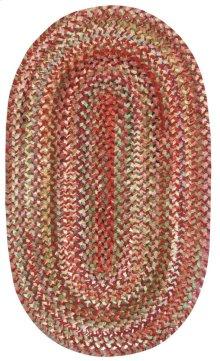 Grand-Le-Fleur Zinnia Braided Rugs