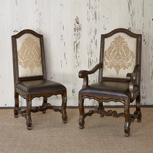 Avignon Arm Chair - Abramo Toast
