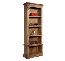 Office Express Left Pier Bookcase