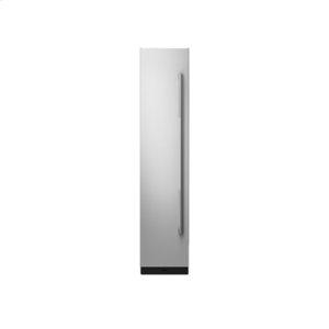 "18"" Built-In Column Freezer with RISE Panel Kit, Left Swing"