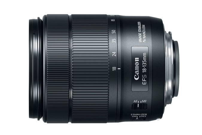 Canon EF-S 18-135mm f/3.5-5.6 IS USM Standard Zoom Lens