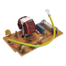 Microwave Noise Filter with Line Fuse
