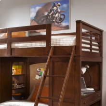 Twin Loft Headboard-Footboard