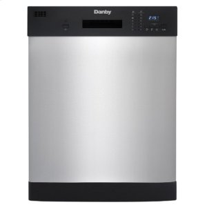 "DanbyDanby 24"" Stainless Full Size Dishwasher"