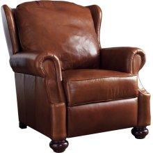 Manual Recliner, Leather Grisham Recliner