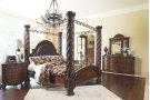 North Shore - Dark Brown 7 Piece Bedroom Set Product Image