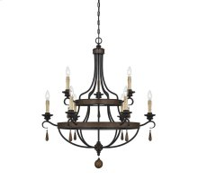 Kelsey 9 Light Chandelier