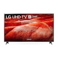 LG 86 inch Class 4K Smart UHD TV w/AI ThinQ® (85.6'' Diag)