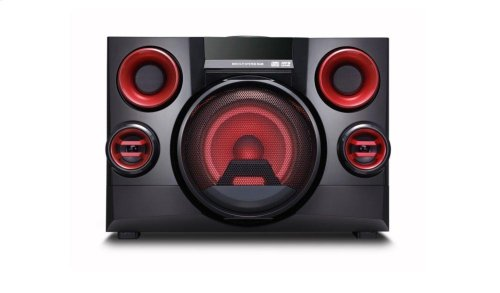 LG XBOOM 120W Hi-Fi Speaker System with Bluetooth® Connectivity