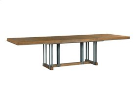 Curator Rectangular Dining Table Complete