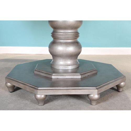 Colonnade Pedestal Table