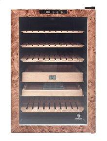 Wood Finish Cigar Humidor