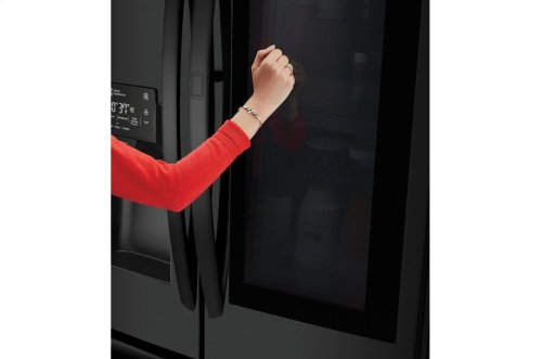 Coming Soon: 26 cu. ft. Smart wi-fi Enabled InstaView Door-in-Door® Refrigerator