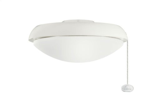 Climates CFL Slim Profile Light Kit Satin Natural White