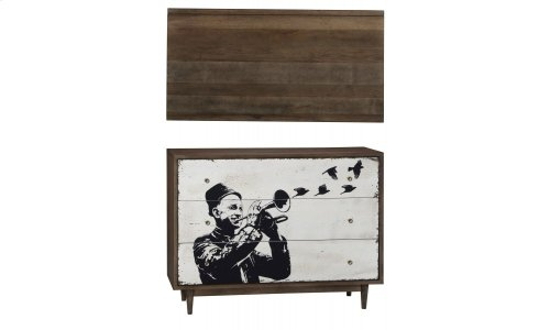 Epicenters Williamsburg Single Dresser