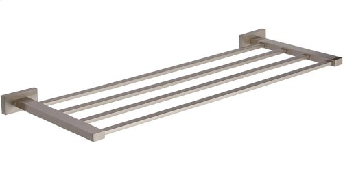 Axel Bath Towel Rack 22 Inch - Brushed Nickel