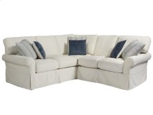 Left Arm Loveseat Sectional