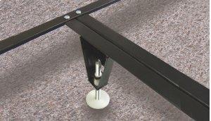 Queen Lazarbeam™ Steel Slat System