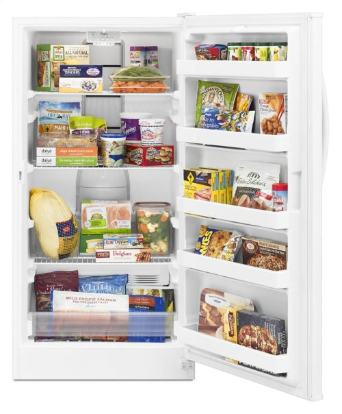 16 cu. ft. Upright Freezer with Frost-Free Defrost