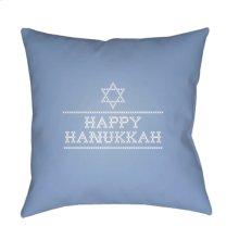 "Happy Hannukah II JOY-008 20"" x 20"""