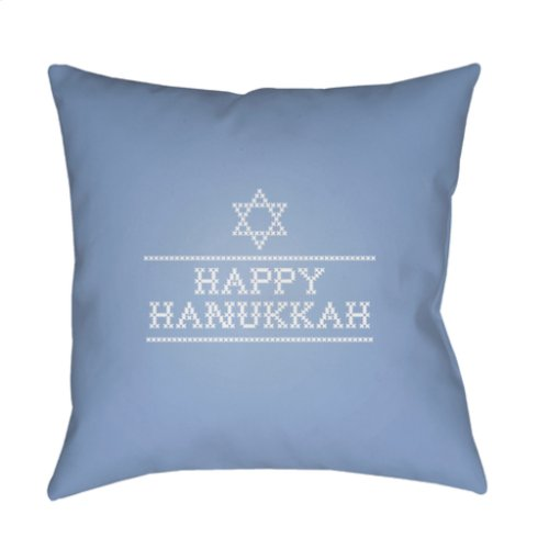 "Happy Hannukah II JOY-008 18"" x 18"""