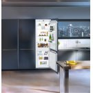 """24"""" Integrated fridge-freezer combination with BioCool and NoFrost Product Image"""