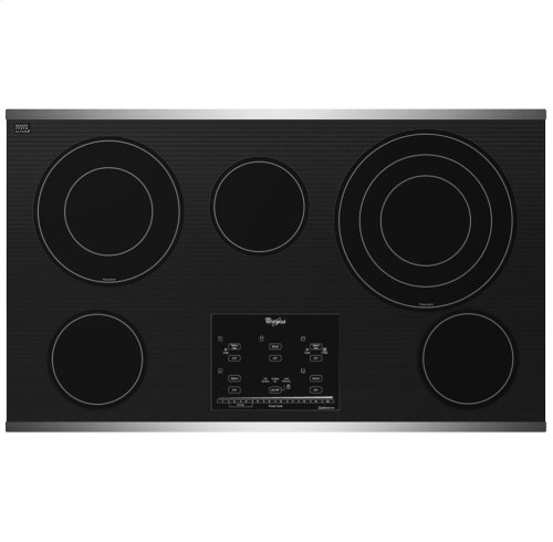 Gold® 36-inch Electric Ceramic Glass Cooktop with Tap Touch Controls [OPEN BOX]