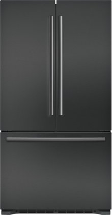 "800 Series 36"" Freestanding Counter-Depth French Door Refrigerator, B21CT80SNB, Black Stainless Steel"