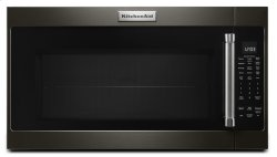 "950-Watt Microwave with 7 Sensor Functions - 30"" - Black Stainless"