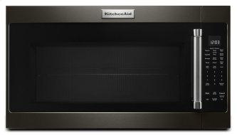 "950-Watt Microwave with 7 Sensor Functions - 30"" - Black Stainless"