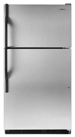 21 cu. ft. Top-Freezer Refrigerator With Adjustable Storage