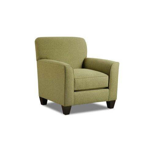 1010 - Halifax Crimson Accent Chair