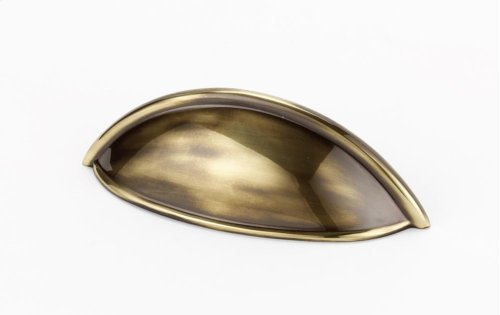 Cup Pulls A1355 - Polished Antique