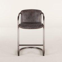 Portofino Counter Chair Antique Ebony