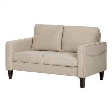 Sofa, 2-Seat - Oatmeal Beige