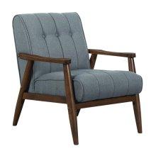 Durango Accent Chair in Grey
