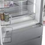 Bosch 800 Series French Door Bottom Mount Refrigerator Easy Clean Stainless Steel B36cl80ens
