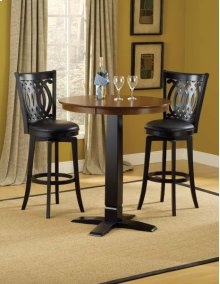 Dynamic Designs 3pc Pub Set W/ Van Draus Stools