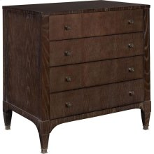 Artisan Small Four Drawer Chest - Ash