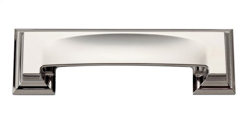 Sutton Place Cup Pull 3 Inch (c-c) - Polished Chrome