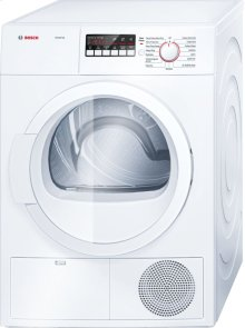 "24"" Compact Condensation Dryer Ascenta - White WTB86200UC"