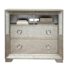 Farrah 2 Drawer Media Chest