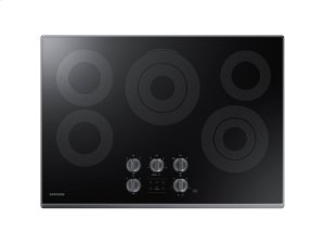 "30"" Electric Cooktop Product Image"