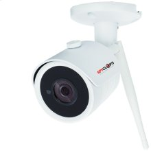 CCTV WIRELESS CAMERA - White
