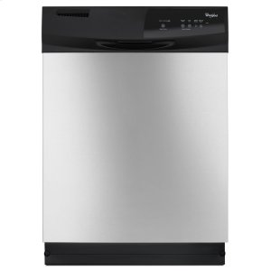 Dishwasher with Resource-Efficient Wash System - STAINLESS STEEL